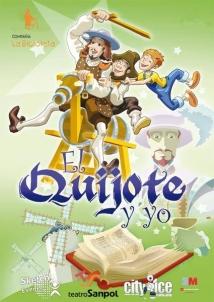 El Quijote y yo